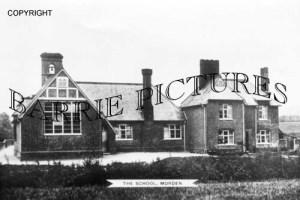 Morden, The School c1910