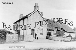 Winfrith, Post Office c1925