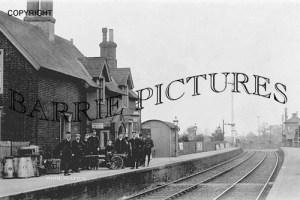 Wool, Station c1920