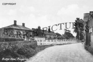 Pimperne, Bridge View c1940
