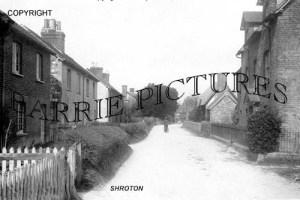 Shroton, Village c1900
