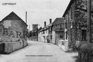 Sixpenny Handley, High Street c1920