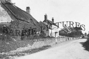 Stourton Caundle, Village c1920