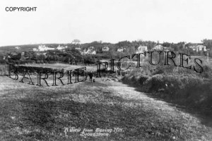 Broadstone, from Spring Hill c1930