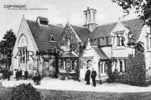 Broadstone, School House c1900