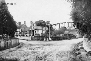Tarrant Hinton, Cross Roads c1900