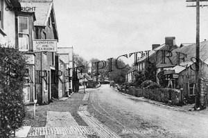Charmouth, Main Street c1920