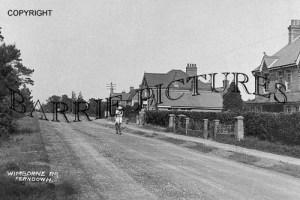 Ferndown, Wimborne Road c1920
