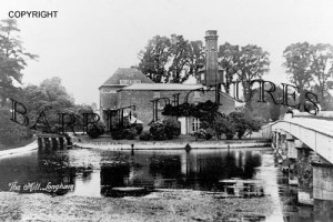 Longham, The Mill c1920