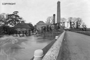Longham, The Mill and Bridge c1930