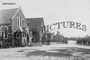 Verwood, Manor Road c1930