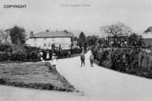 Three Legged Cross, c1900