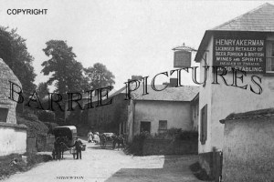 Shrewton, Village c1900