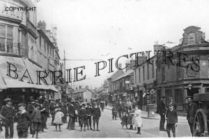 Swindon, Fleet Street c1915