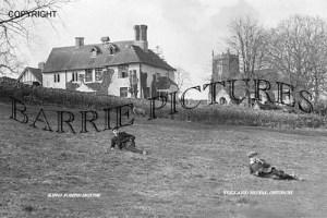 Tollard Royal, King Johns House and Church c1905