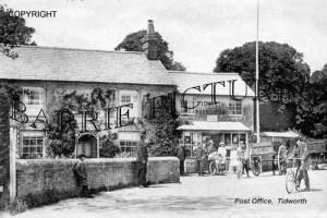 Tidworth, Post Office c1910