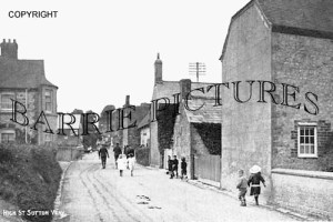 Sutton Veny, High Street c1920