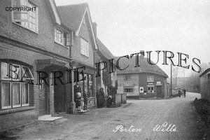 Porton, Village c1920