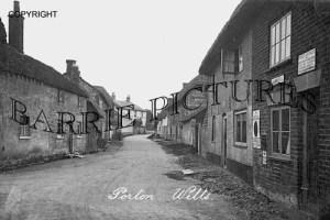 Porton, Post Office c1920