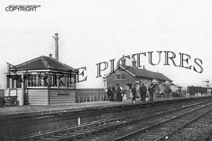 Bulford, Station c1940
