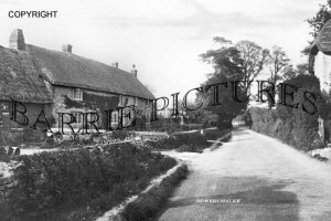 Bowerchalke, Village c1920