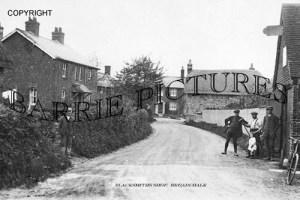 Broadchalke, Blacksmiths Shop c1920