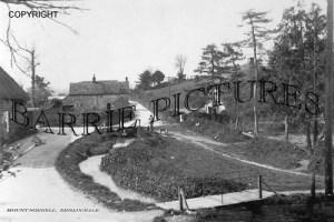 Broadchalke, Mount Sorrell c1920