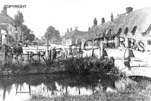 Downton, Village c1900