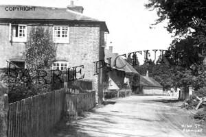 Ashmore, High Street c1920
