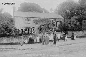 Ashmore, Post Office c1910