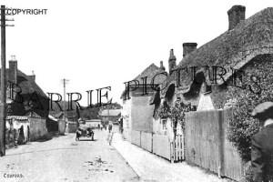 Codford, c1925