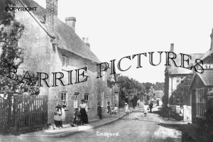 Codford, Village c1905