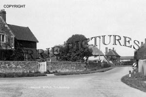Tilshead, Camp Road c1930