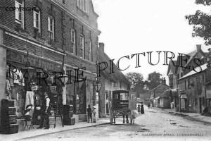 Ludgershall, Salisbury Road c1900