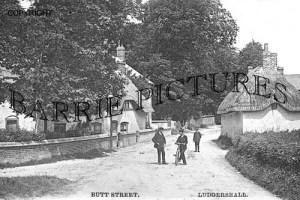 Ludgershall, Butt Street c1910