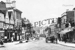 Chippenham, c1905