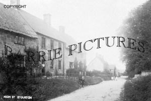 Stourton, Post Office c1910