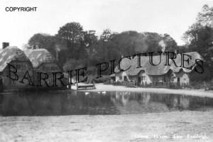 East Everleigh, Lower House