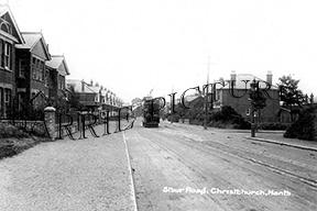 Christchurch, Stour Road c1915
