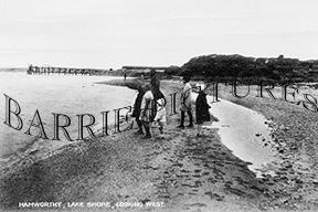 Hamworthy, Lake Shore c1930
