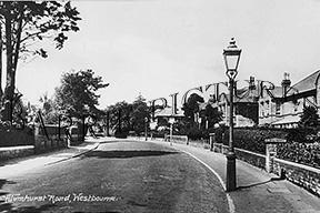 Westbourne, Alumhurst Road c1920