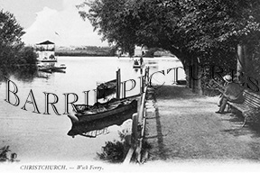 Wick, Ferry c1920