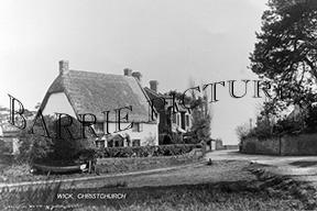Wick, Village c1920