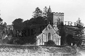 Swallowcliff, Church c1910