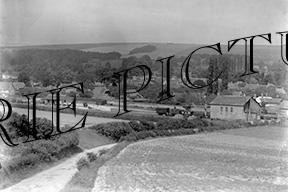 Wylye, Village c1900
