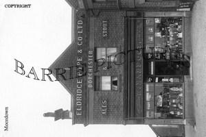Moordown, Malvrn Road c1925