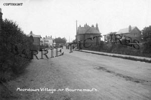 Moordown, c1910