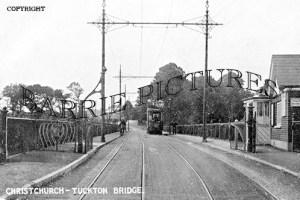 Tuckton, Bridge c1910