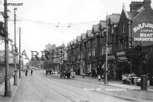 Branksome, Poole Road c1910