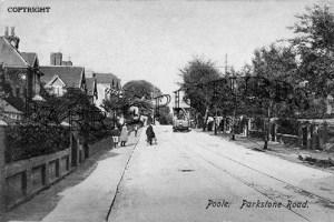 Poole, Parkstone Road c1905